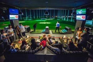 TopGolf RF Distribution