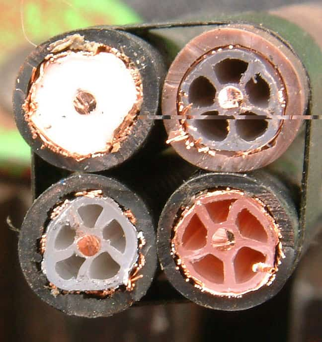 Air Core Cable