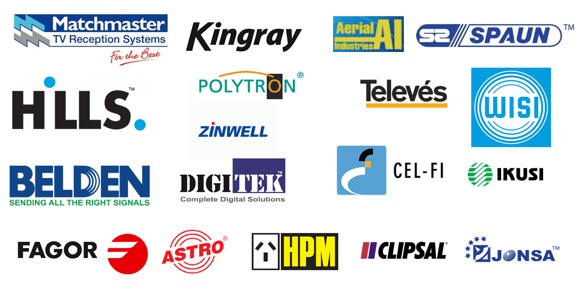 TV Antenna Brands