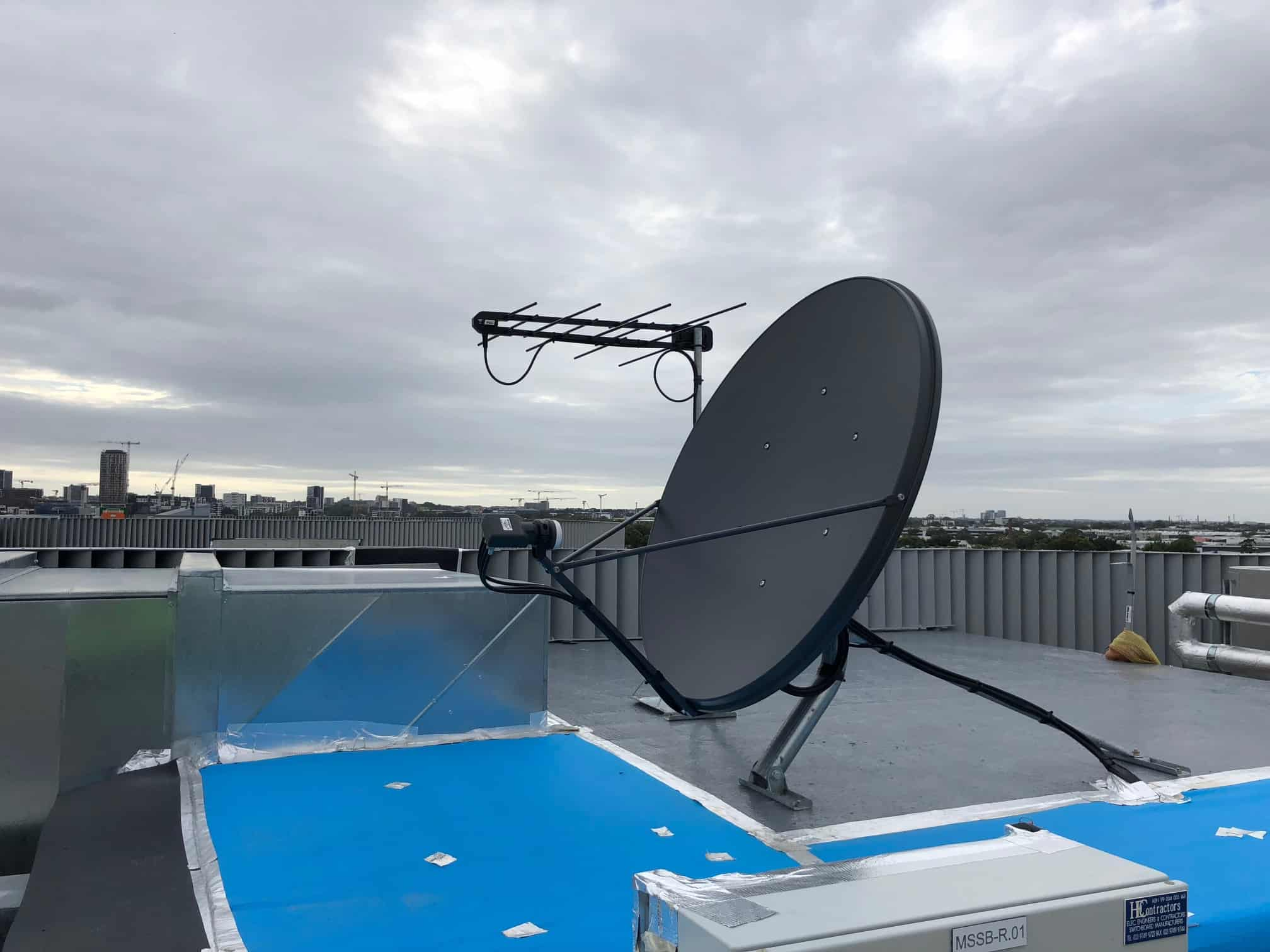 Erskineville SMATV System 2