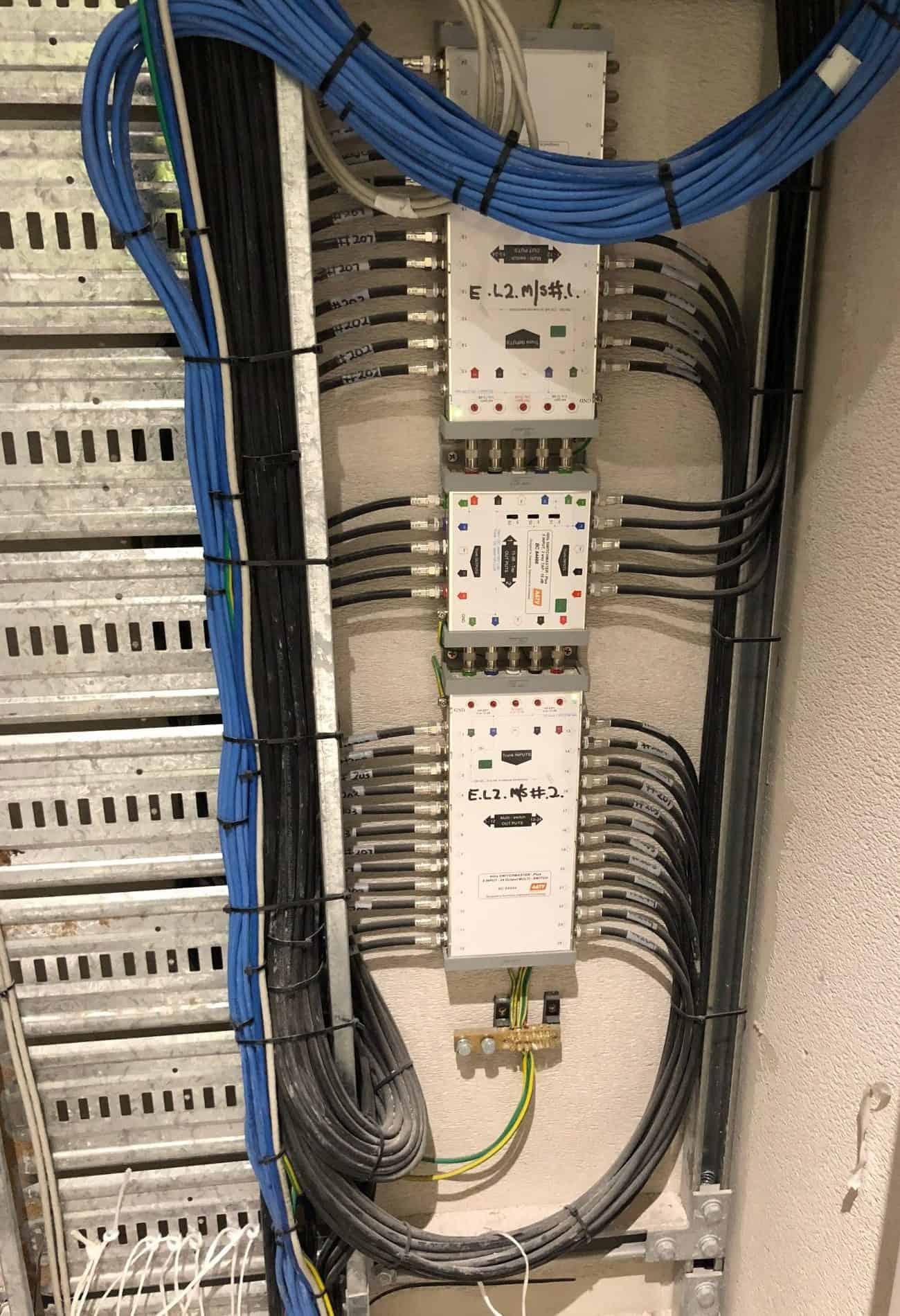 Erskineville SMATV System 3