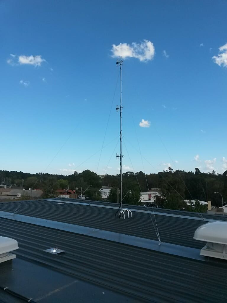 Moss Vale Telecommunications Antenna 4