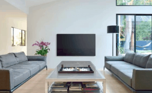 TV Wall Mount Living Room