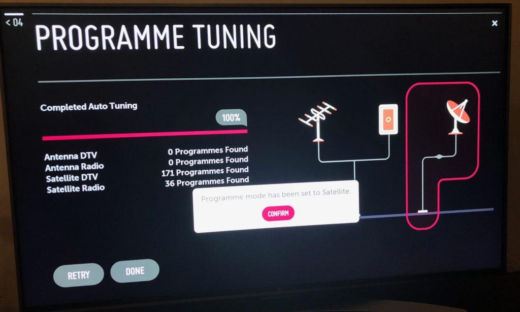 TV Tuning
